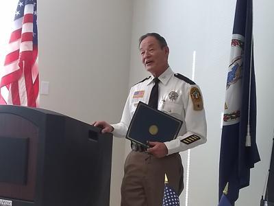 Sheriff warns against violating order on gatherings