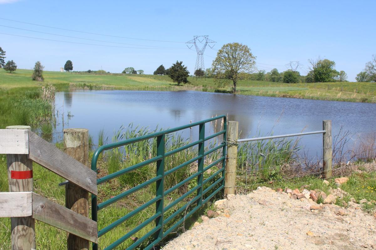 LURE OF LAKE ANNA: Farmer seeks a clean lake
