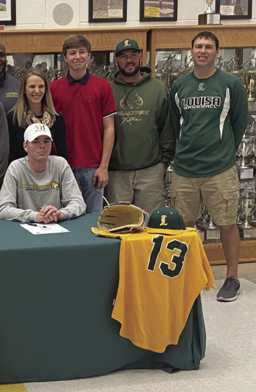 Student athletes honored with virtual signing