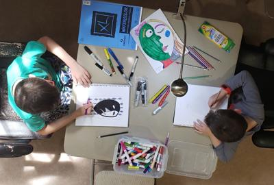 Homeschoolers thrive within limits