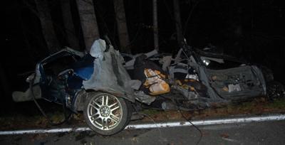Mineral woman killed in crash near Lake Anna