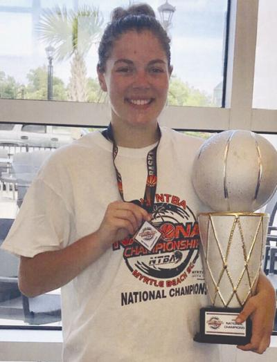 Lions basketball star leads travel team to a national title