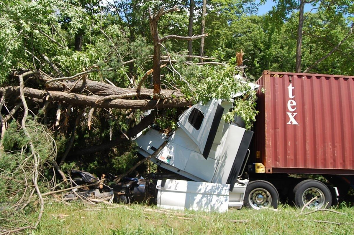 Buckingham man killed in crash on Interstate 64