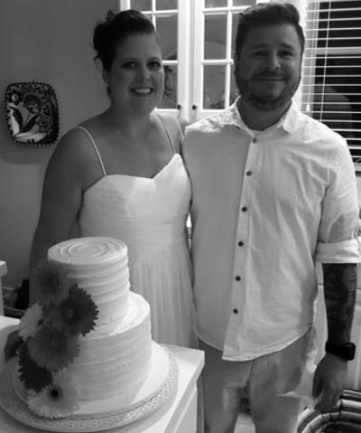 Baldini - Burnett nuptials