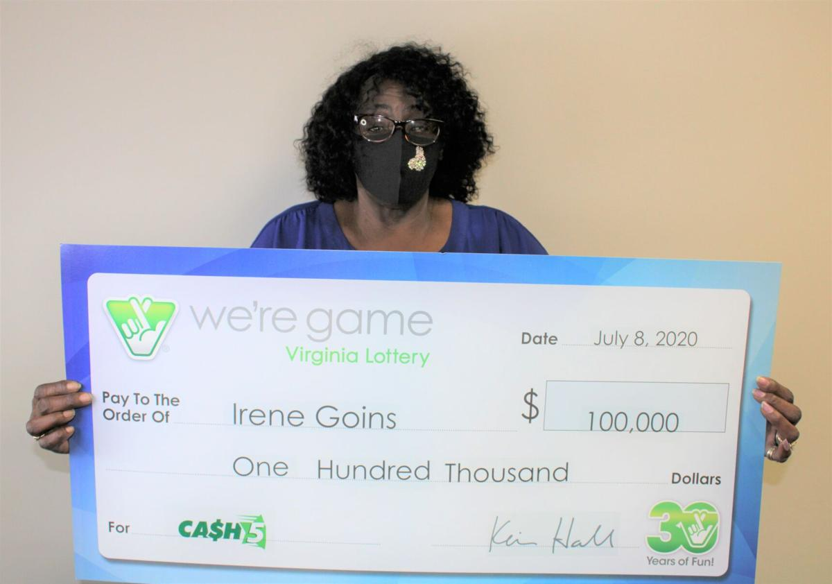 Two in Louisa win $100k lottery prizes
