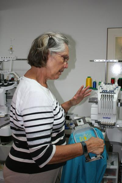 Taking embroidery from hobby to business