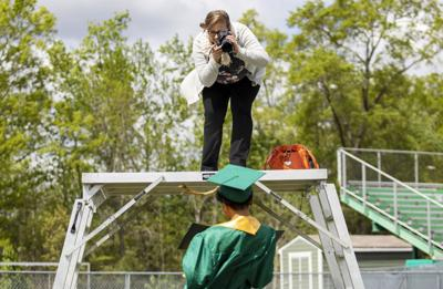 Local photographer helps capture graduation