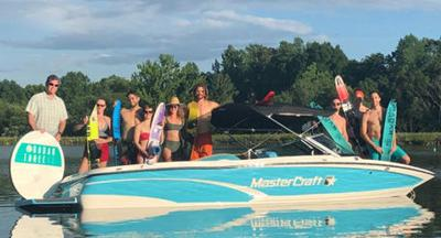 Bumpass coach passing on his passion for water skiing