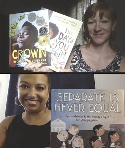 Kids' book club starts racism conversation