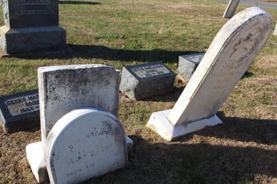 Old gravestones to be spruced up