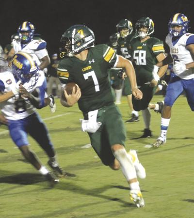 Lions fall to King George Foxes