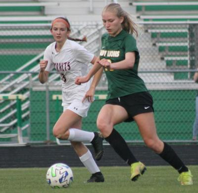 Girls' soccer finds unique solution for low numbers