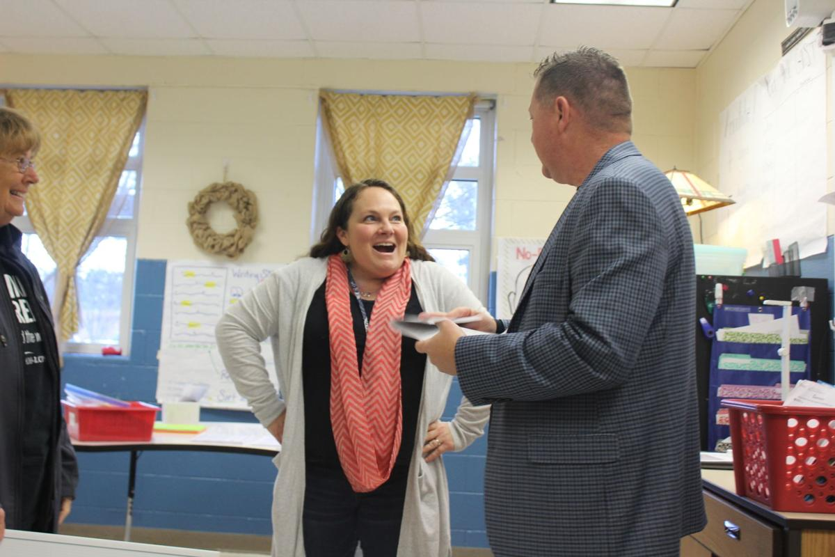 Teachers win innovation grants