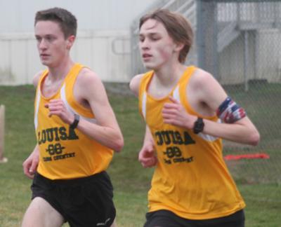 Louisa runners keep pace with Western, Albemarle