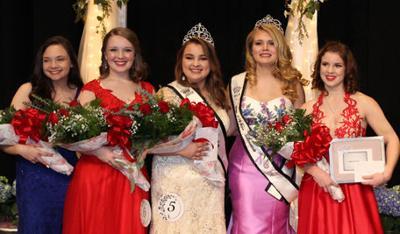 Miss Louisa crowned