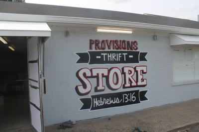 Thrift store's mission is to share with those in need