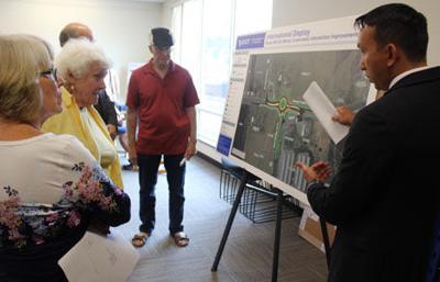 Zion Crossroads roundabout meeting