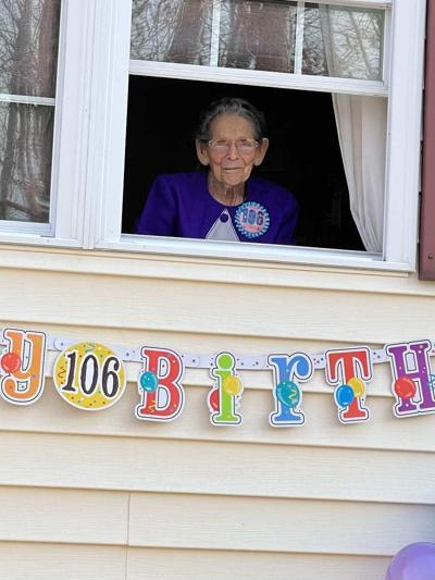 At 106, Louisan's mind is still sharp