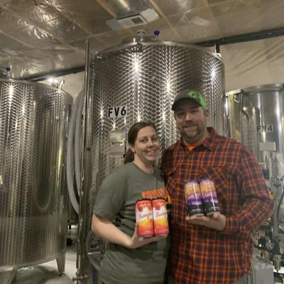 Cidery innovates to weather storm