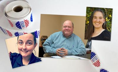 Town council candidates
