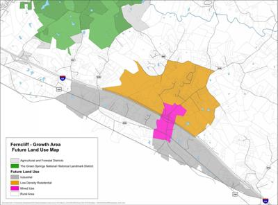 Overlay districts approved in county's eight growth areas