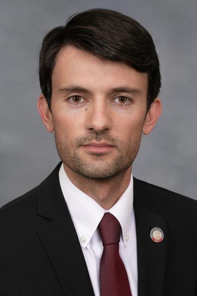 N.C. Rep. Jon Hardister, R-Guilford
