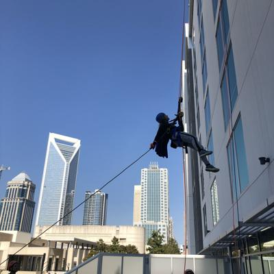 NASCAR Hall of Fame Foundation presents the Over the Edge fundraiser