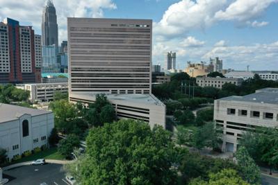 Charlotte-Mecklenburg Government Center