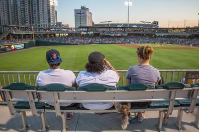 Charlotte Knights baseball field