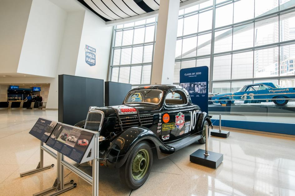 NASCAR Hall of Fame honors first inductees, Jimmie Johnson