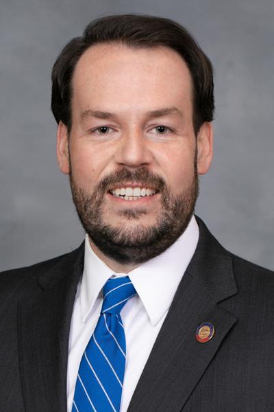 N.C. Rep. Wesley Harris, D-105