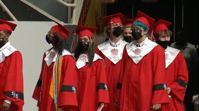 South Meck graduation