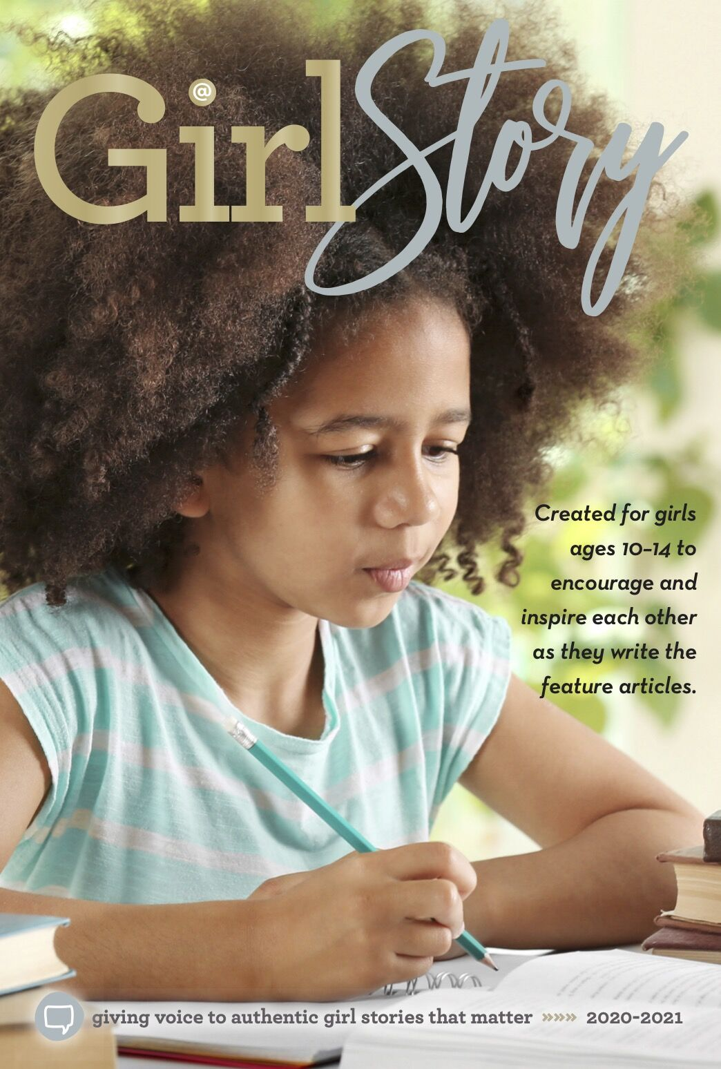 GirlStory front cover