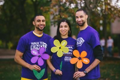 Alzheimer's Association – Western Carolina Chapter walk