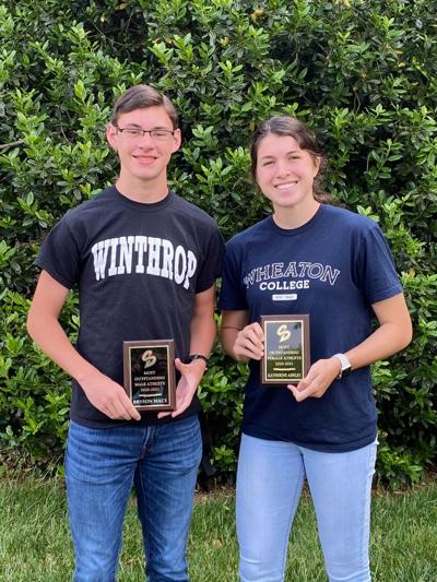 Covenant Day honors outstanding student-athletes