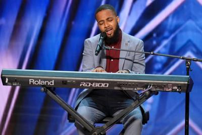 "Ray Singleton on ""America's Got Talent"""