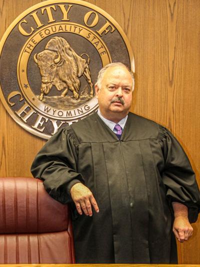 Municipal Judge Mark Moran