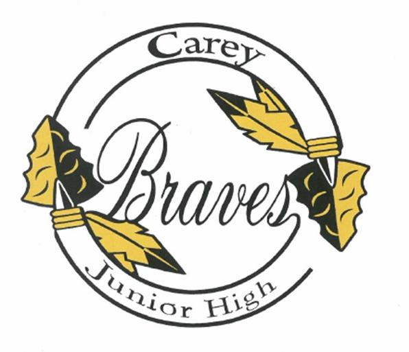 Carey Braves Logo