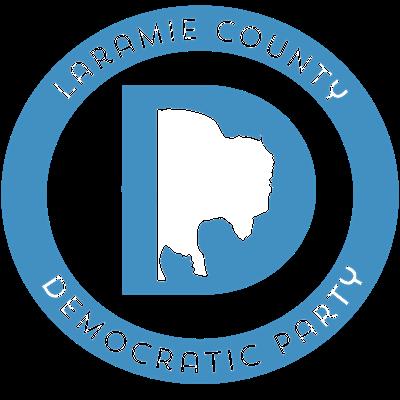 Laramie County Democratic Party Logo