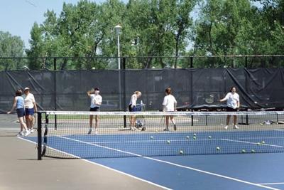 Jaycee Park Tennis Courts