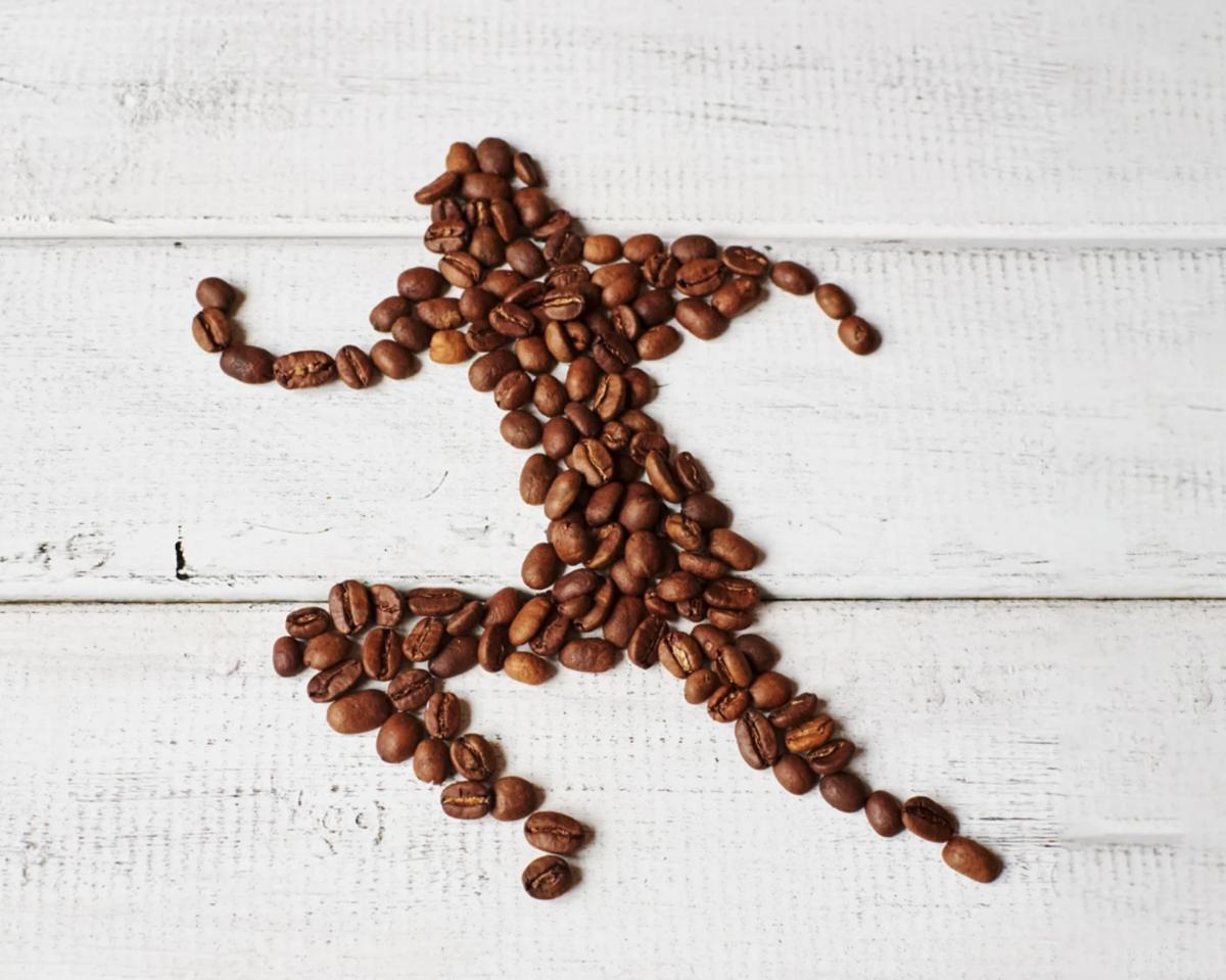 Running Man Coffee Beans