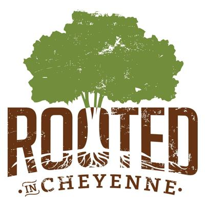 Rooted in Cheyenne logo