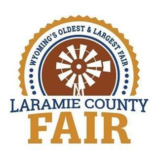 Laramie County Fair Logo