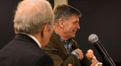 Jim Magagna and Mark Gordon