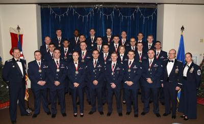 Airman Leadership school Class 20-B