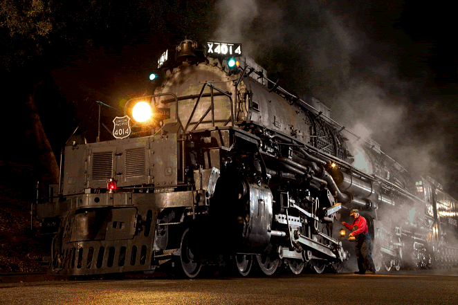 Big Boy No. 4014