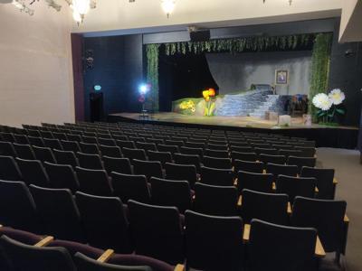 Mary Godfrey Playhouse Interior