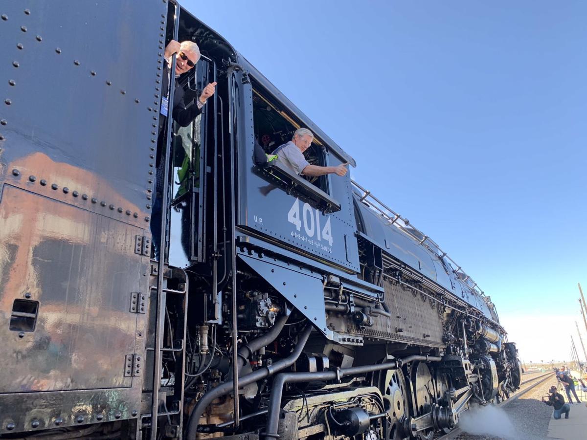 Union Pacific Big Boy #4014 2021 Tour Schedule Announced