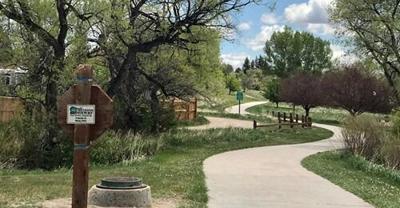 Cheyenne greenway photo