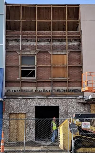 Carey Building Photo